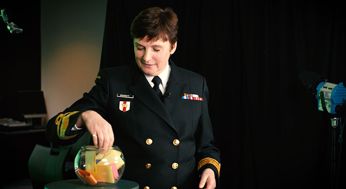 Rear-Admiral Jennifer Bennett