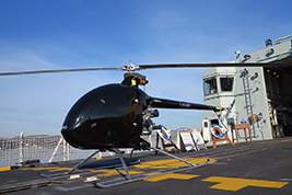 RCN on track to acquire Unmanned Aircraft Systems