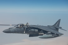 A Royal Canadian Air Force CC-150 Polaris provides air-to-air refueling over Iraq to coalition aircraft during Operation IMPACT on June 16, 2016. (Photo: Op Impact, DND)